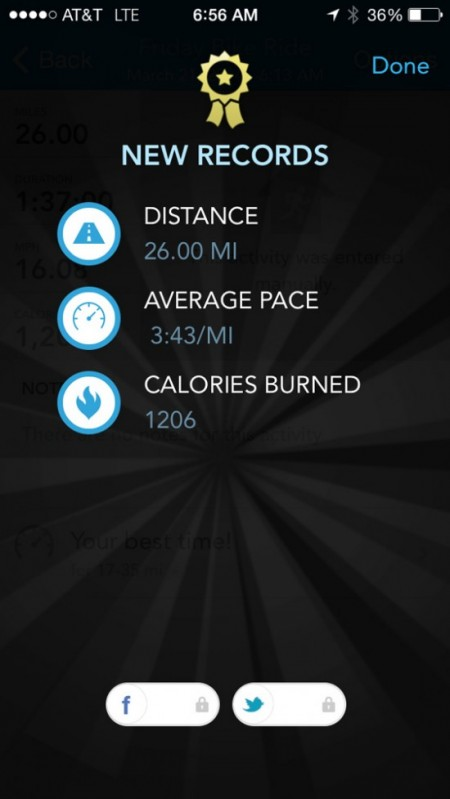 Tri Training: RunKeeper — Turell Group blog