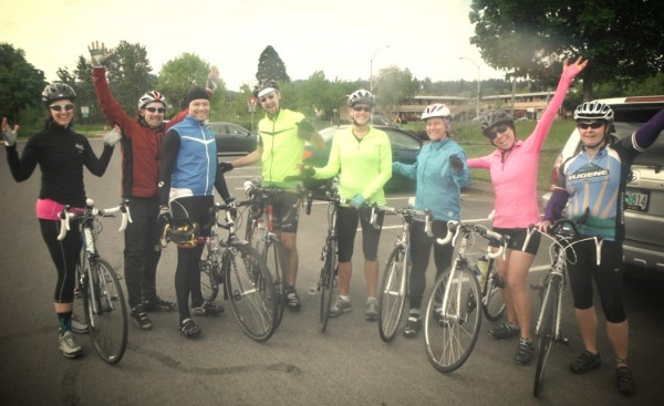 Turell Group Blog — Tri Training: Oregon Cancer Foundation