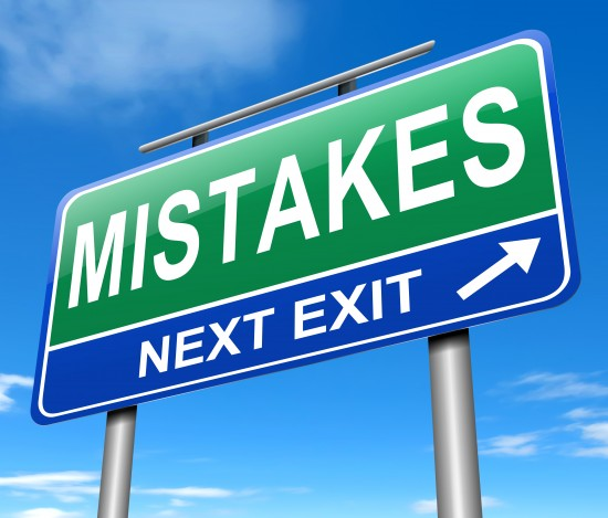 Easy-fix social media mistakes — Turell Group blog